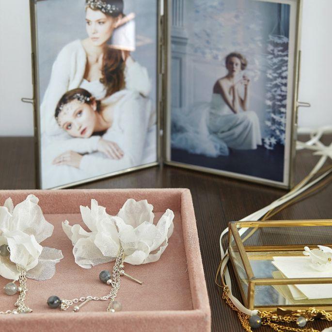 jedwabne dodatki i ozdoby ślubne Decolove