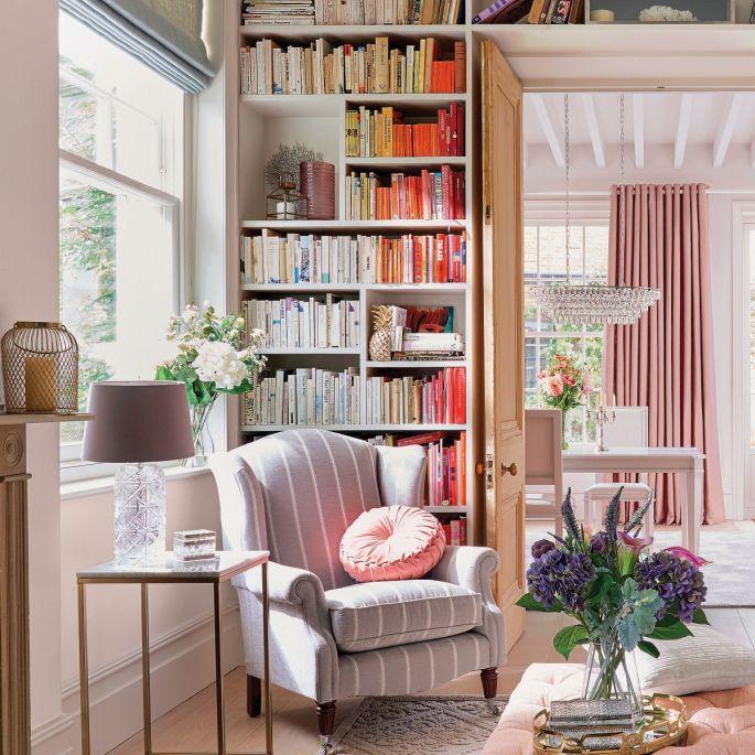 18 pomysłów na kącik do czytania
