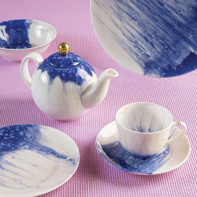 Ze złota i błota – piękna porcelana Coralli Maiuri