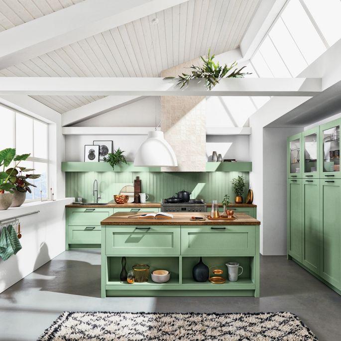 neutralnie klimatycznie meble kuchenne