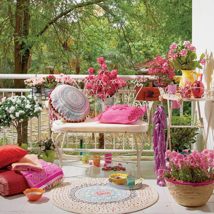 Dlugo Kwitnace Kwiaty Na Taras I Balkon Weranda Pl