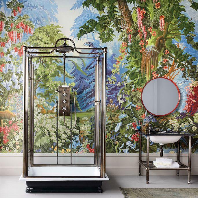 Czysta przyjemność – łazienki w 4 modnych stylach