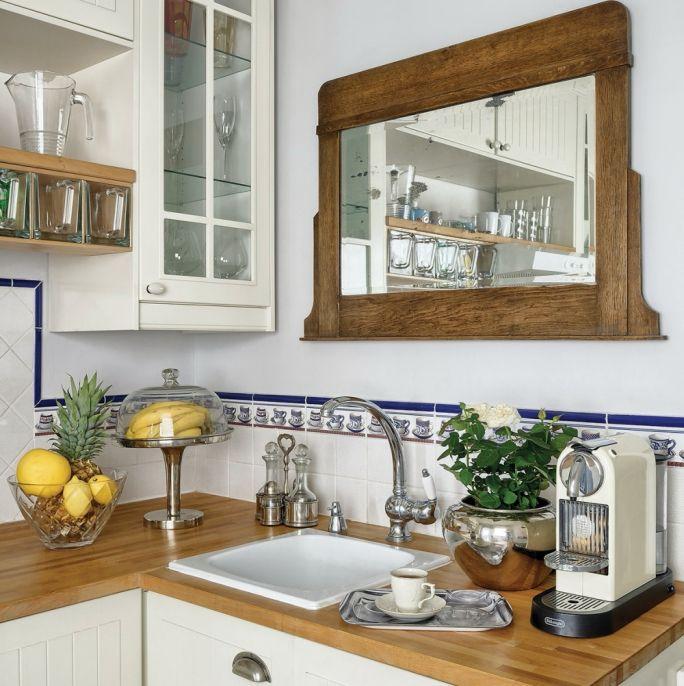 lustro do kuchni