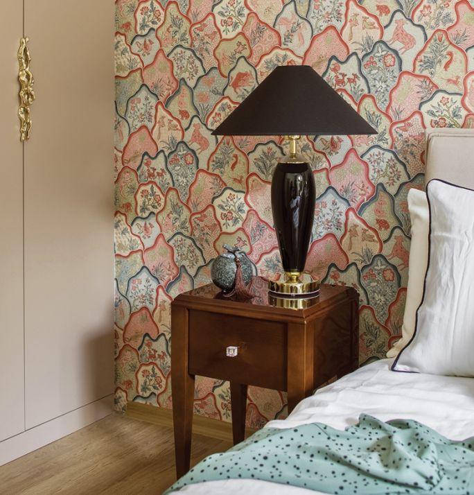 klasyczne lampy do sypialni