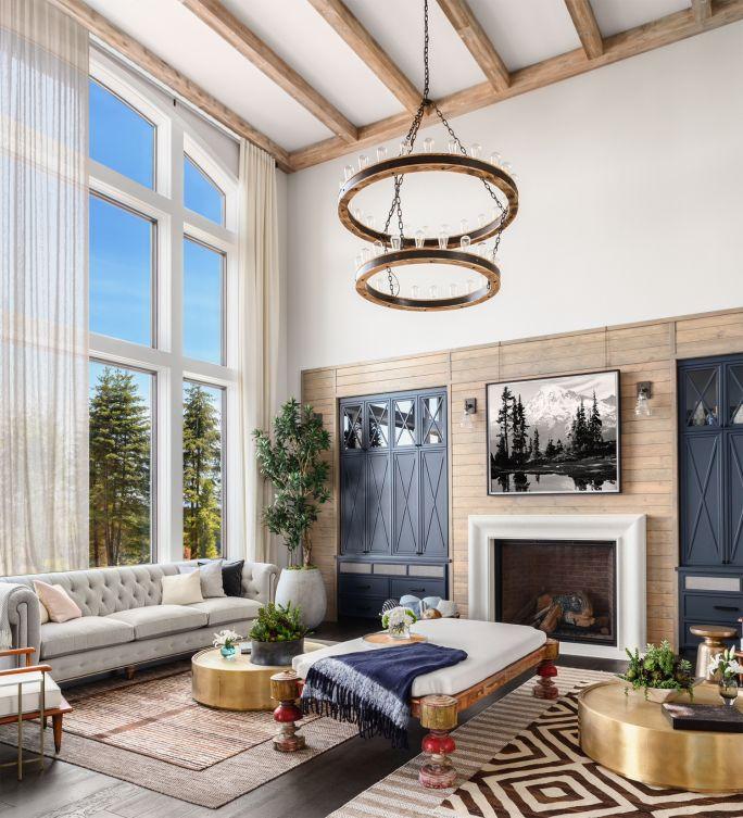 firany zasłony dekoracje okien