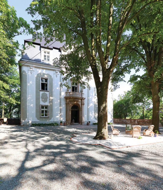 pałac w Piszkowicach