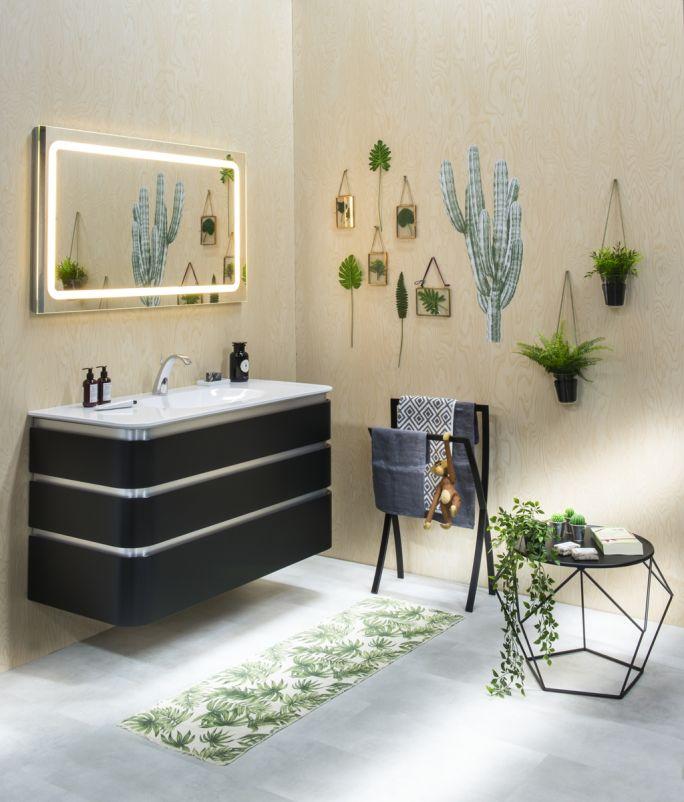 dekoracje łazienkowe nowoczesne