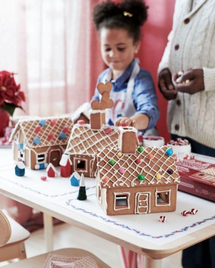 dekoracje świąteczne Ikea
