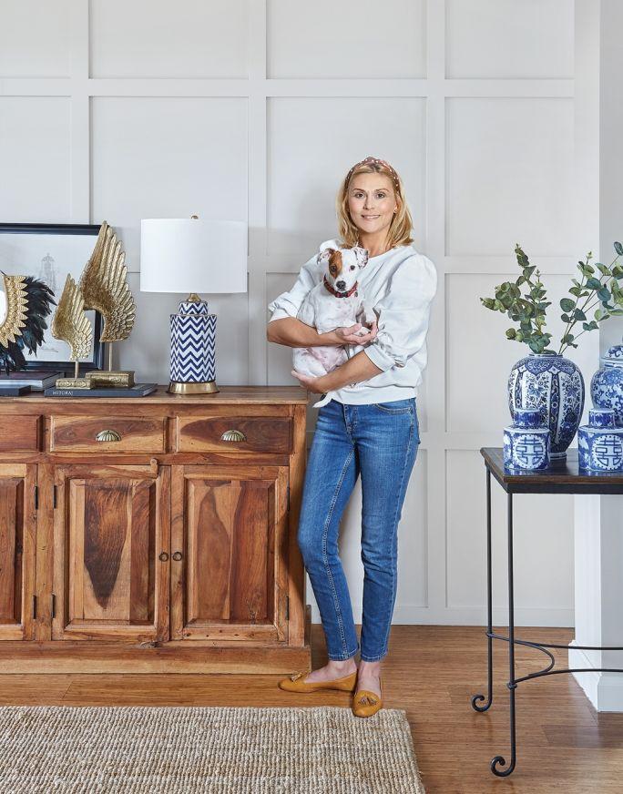 Monika Zielińska home blue