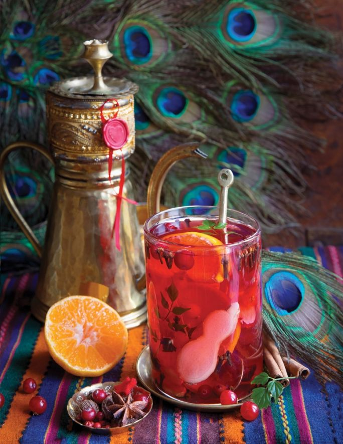 rozgrzewająca herbata hibiskusowa