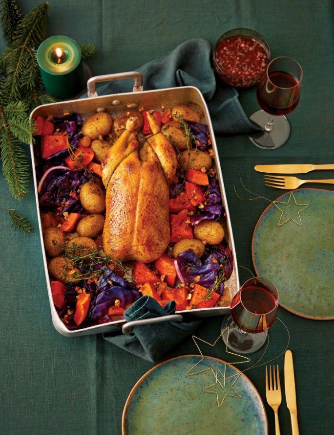 świąteczny obiad przepisy na kaczkę