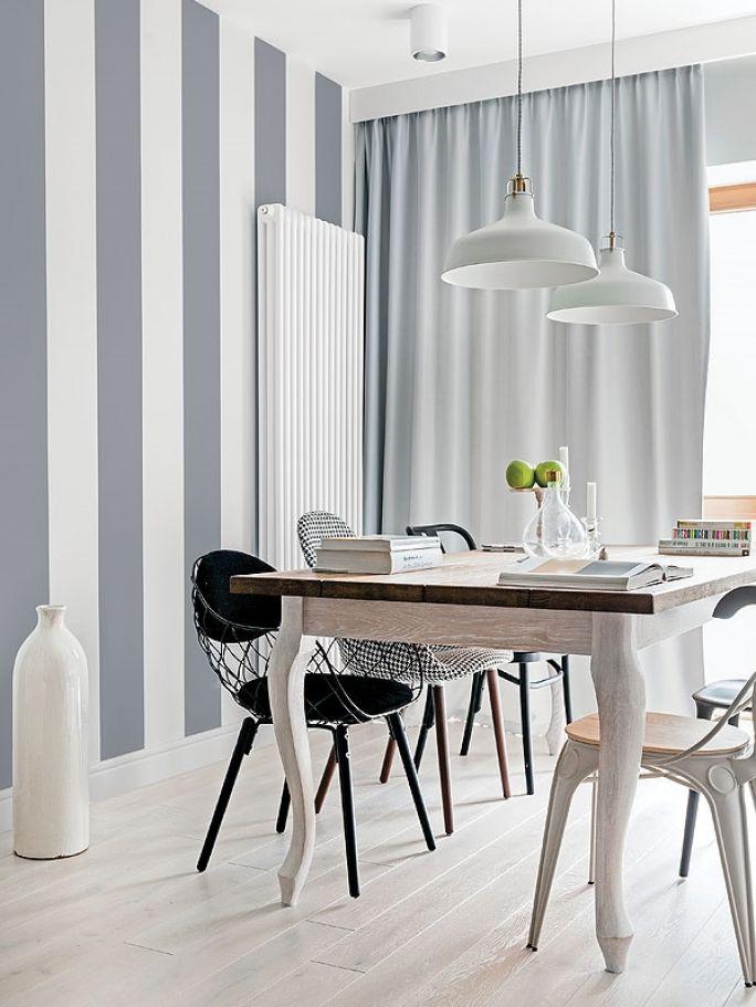malowanie stołu na biało