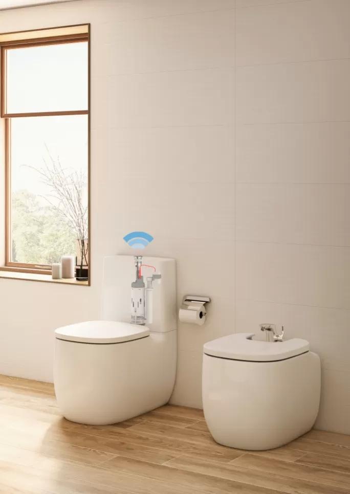 inteligentne rozwiązania do łazienki