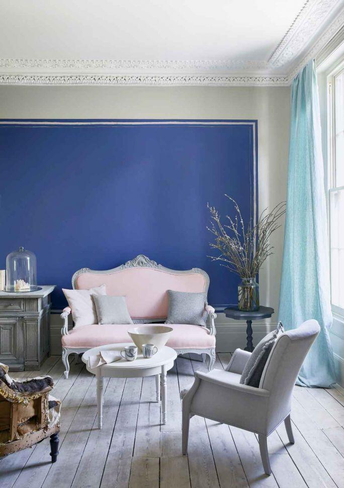 modne malowanie ścian