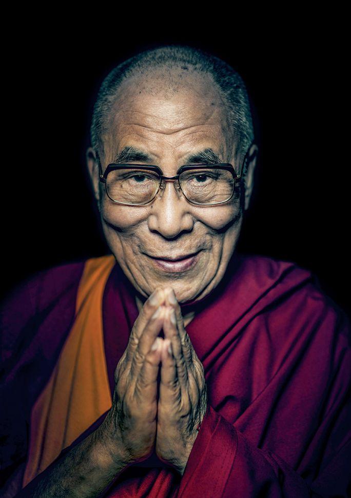 fotografia artystyczna dalajlama u jacka poremby