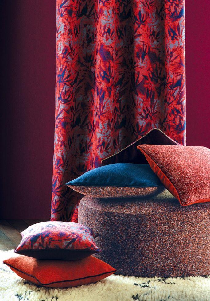 dekoracje wnętrz poduszki i zasłony