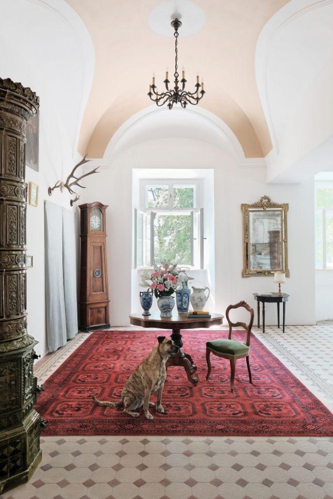styl pałacowy wnętrza