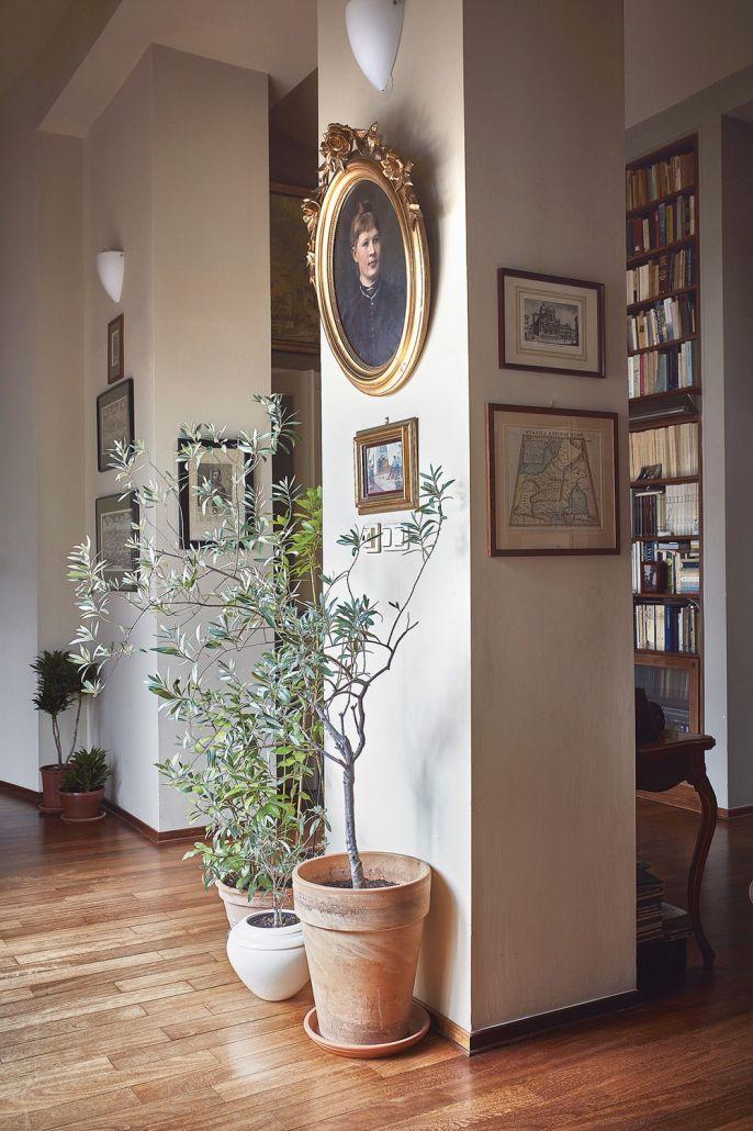 Tessa Capponi Borawska mieszkanie