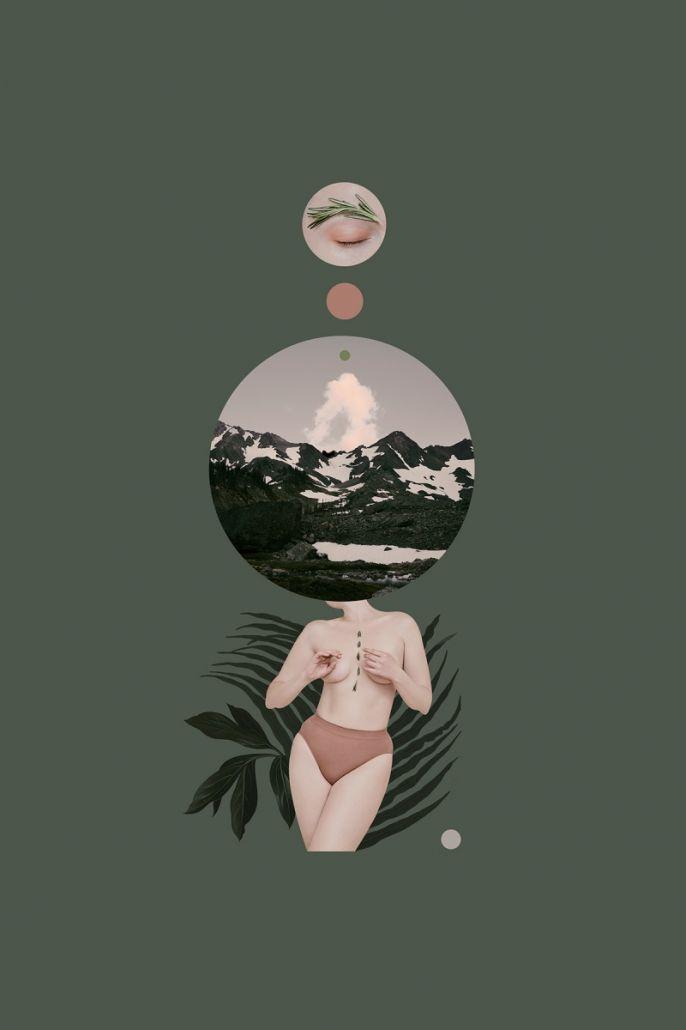 Liquid memory ilustracje