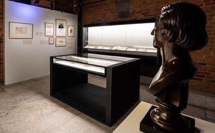 Chopin i przyjaciele wystawa