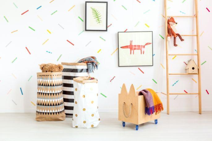 ozdoby na ścianę do pokoju dziecięcego