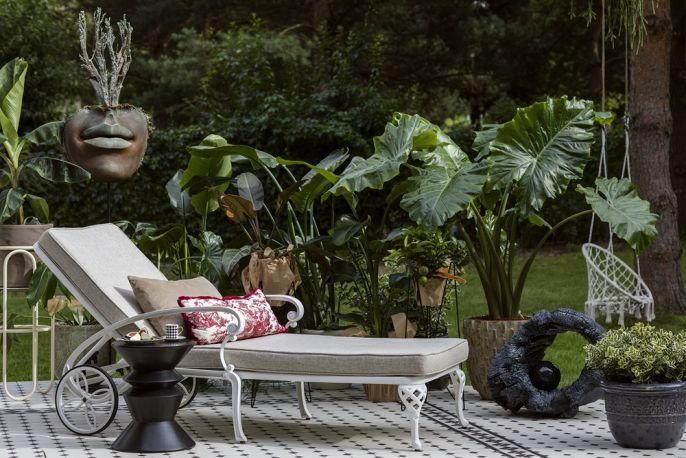 wspieram polski design aranżacja ogrodu