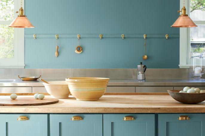 jakie kolory ścian do kuchni