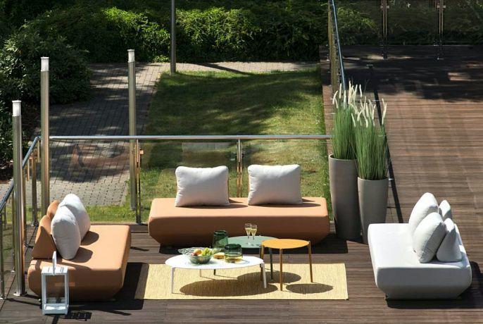 meble ogrodowe tapicerowane