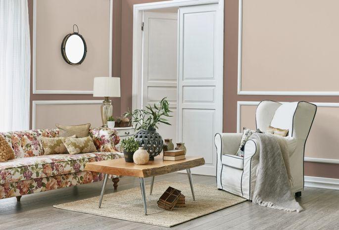 jak łączyć kolory ścian i podłogi