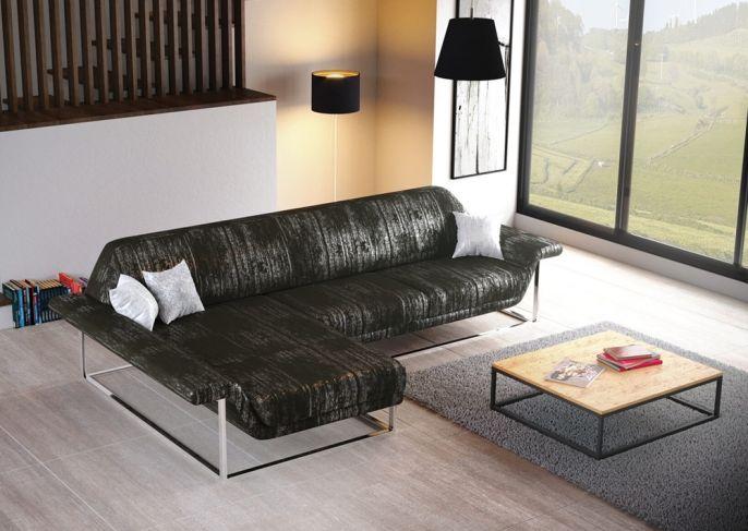 tapicerowana sofa do salonu