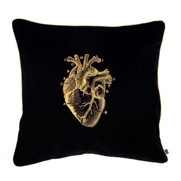 Aksamitna poduszka dekoracyjna z kolekcji Curiosities, majalaptos.com