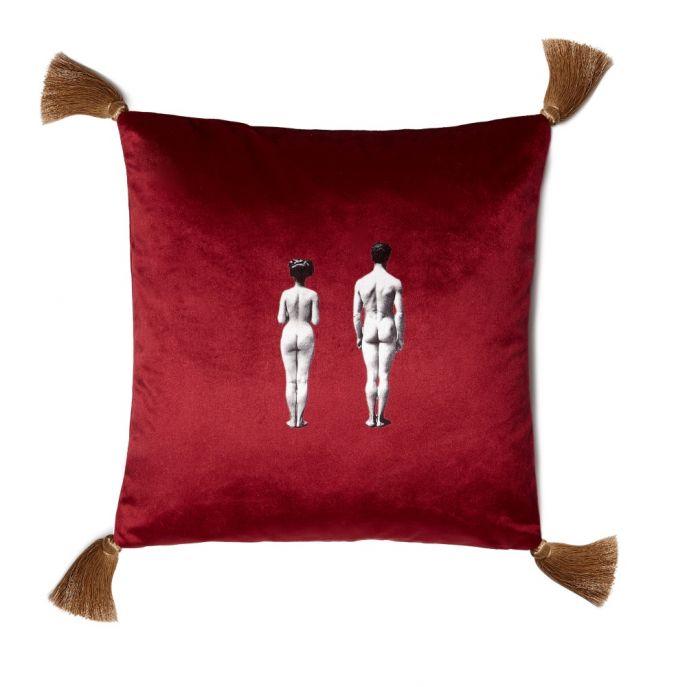 Aksamitna poduszka dekoracyjna, audenza.com