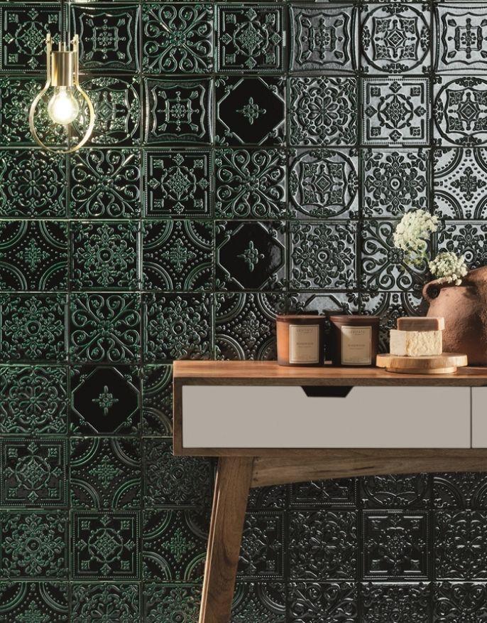 płytki do łazienki styl rustykalny
