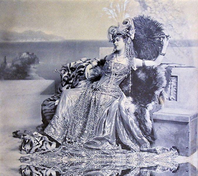 Miłościwa księżna Daisy