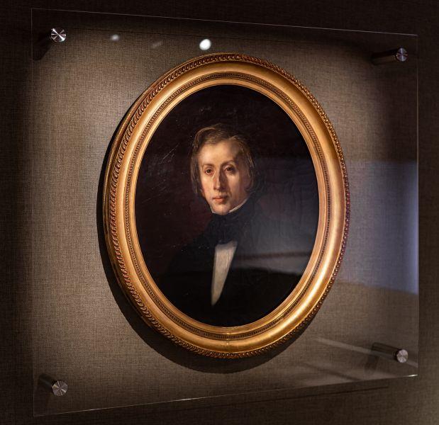 Chopin i przyjaciele wystawa w Muzeum Fryderyka Chopina