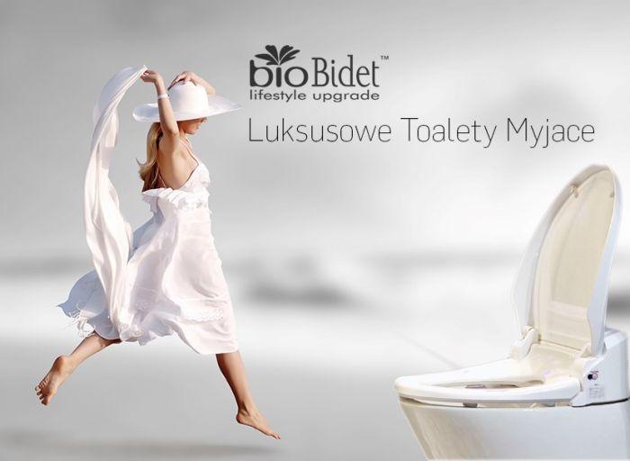 Jak działa deska myjąca BioBidet?