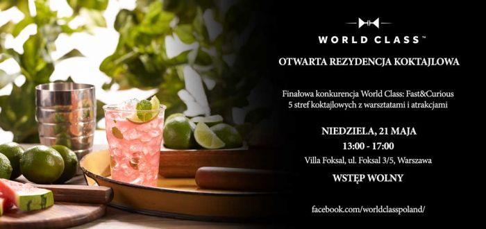 Polski finał konkursu World Class znów otwarty dla widzów