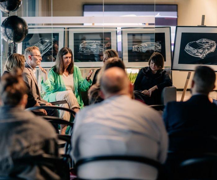 Audi Design Lab: marka Audi prezentuje najnowsze trendy w dziedzinie designu