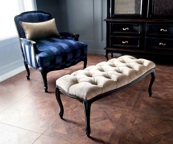 Najwygodniejsze siedziska - szezlongi i pufy