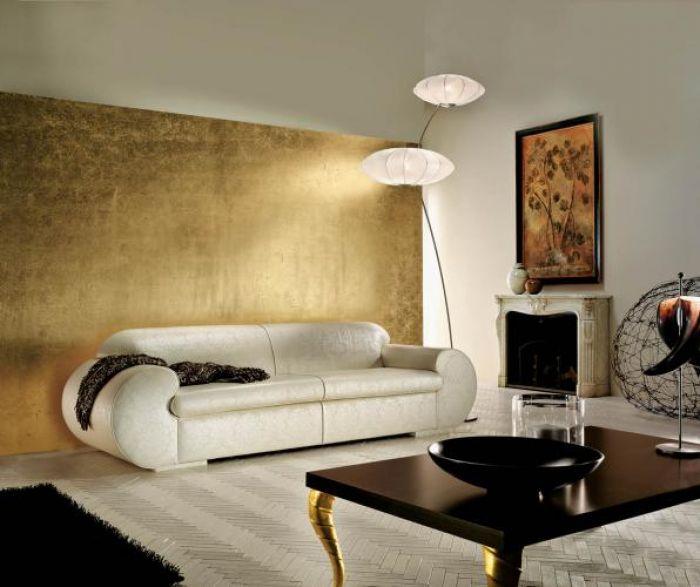 Capital Collection firmy Atmosphera - skóra zdobiona ornamentami, można wybrać też z kryształkami Swarovskiego. ORIGINE