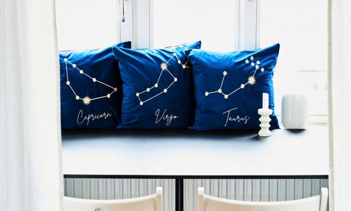Designerski horoskop – pomysły na prezent do domu dla znaków zodiaku