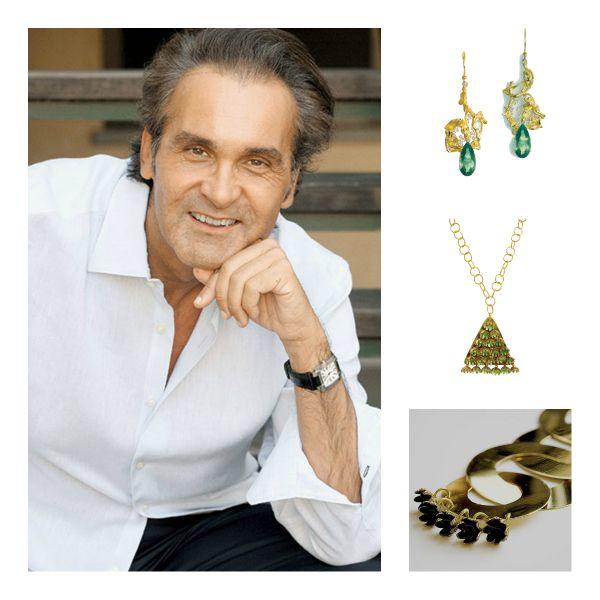 Fabio Cammarata i jego biżuteria. Biżuteria: Fabio Cammarata