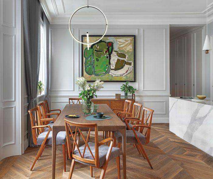 Jak urządzić mieszkanie w zabytkowej kamienicy?