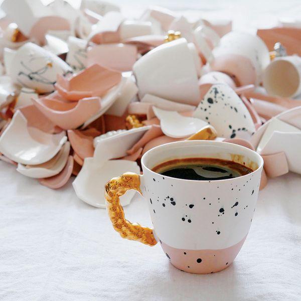 Malikceramik – porcelana ze złotym uszkiem