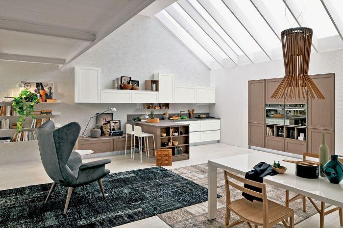 nowoczesna kuchnia piękne wnętrze