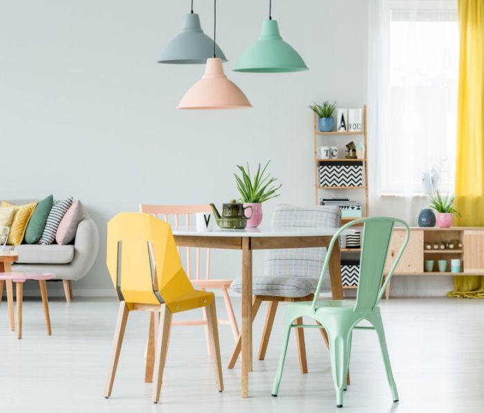 Nowoczesne krzesła, które odmienią charakter Twojego wnętrza
