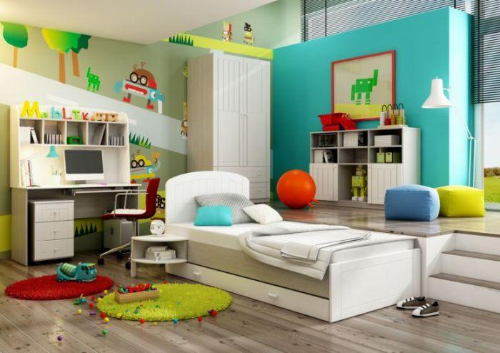 Pokój dziecięcy – inspiracje