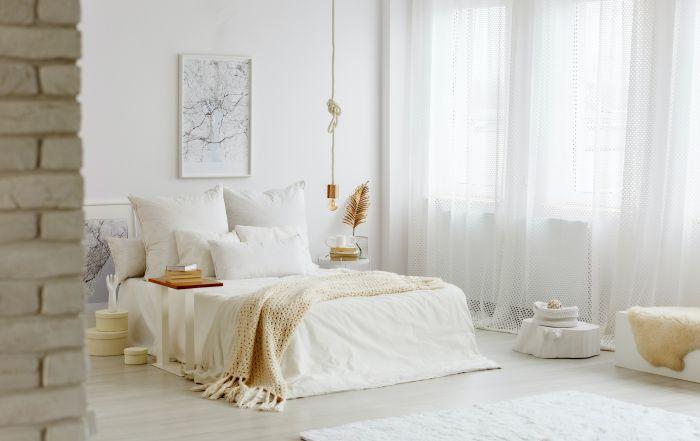 pościele komfort w czasie snu