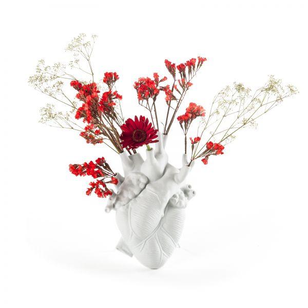 Wazon Love in bloom, proj. Marcantoni, Seletti, Czerwona Maszyna, czerwonamaszyna.pl