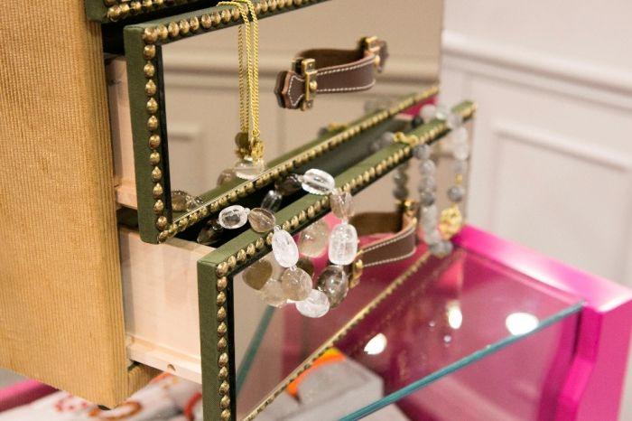 Fantazyjne szkatułki na biżuterię